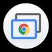 думаю, google браузер apk пишется большой